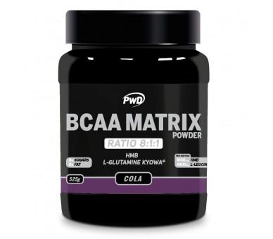 Bcaa's Matrix powder 525g