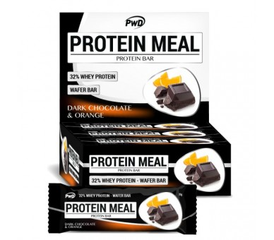 Protein meal bar