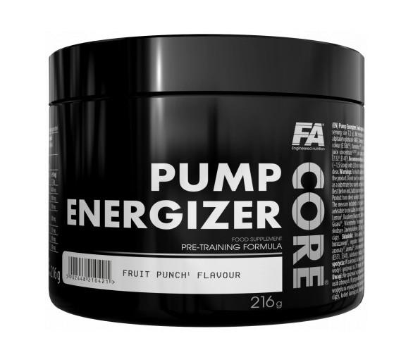 Pump core