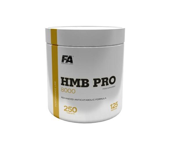 HMB Pro 8000 250tabs