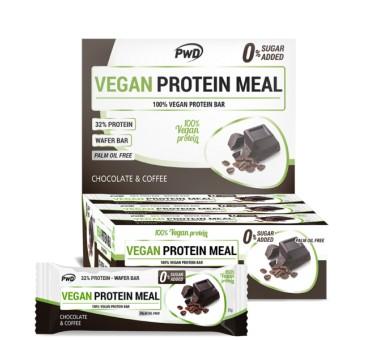 Vegan protein meal