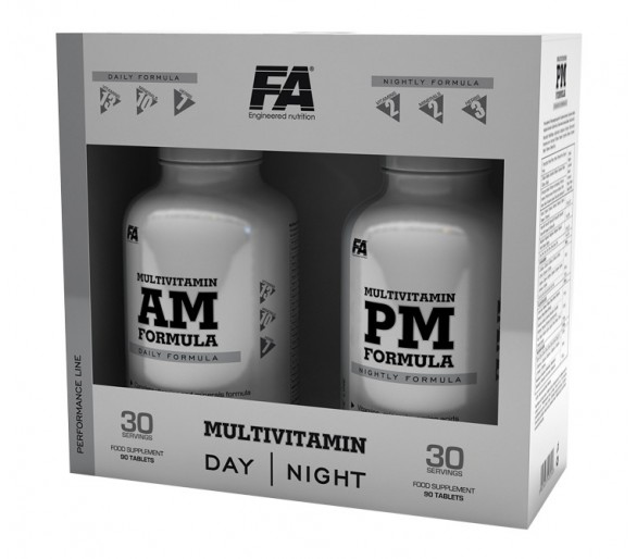 MultiVitamin AM/PM Formula 90/90caps