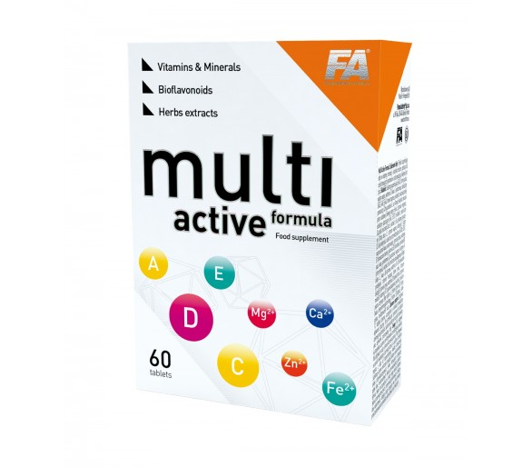 Multi Active Formula 60tabs