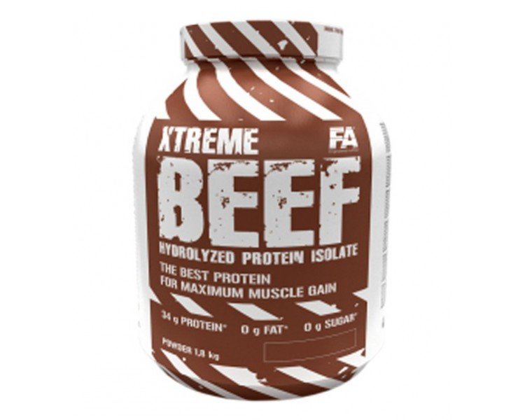 XTREME BEEF HYDROLYZED PROTEIN ISOLATE
