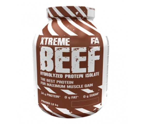 Xtreme Beef Hydrolized Protein Isolate 1,8kg