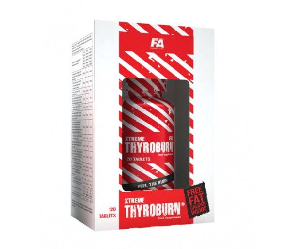 Xtreme Thyroburn 120caps