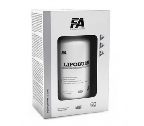 Lipoburn 60caps