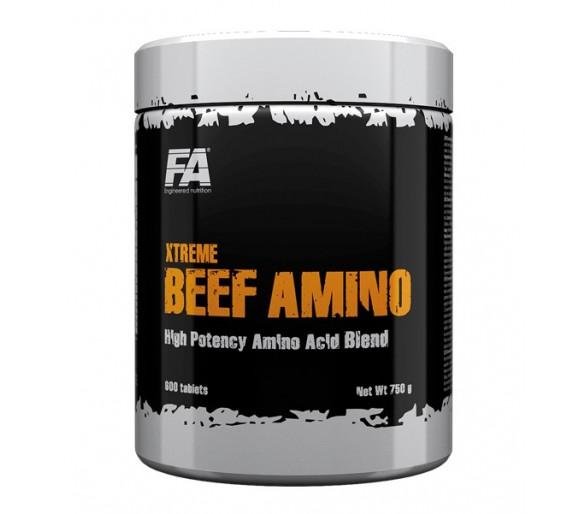 Xtreme Beef Amino 600tabs