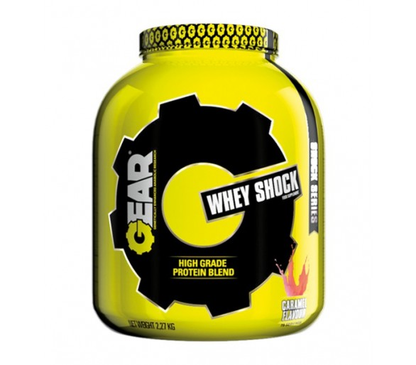 Whey Shock 2,27kg