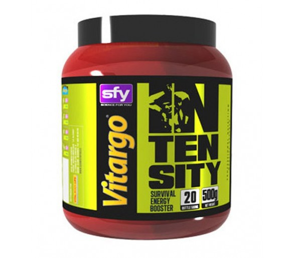 Intensity con Vitargo® 500gr
