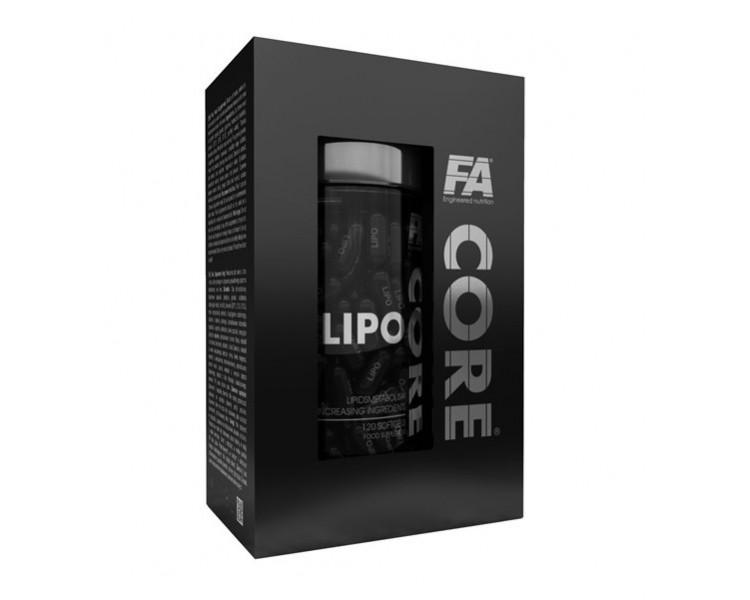 Lipo Core 120 caps.