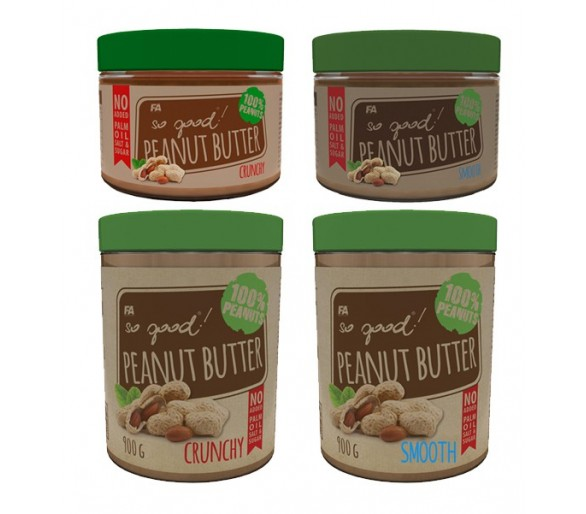 Peanut Butter So Good! 350g y 900g