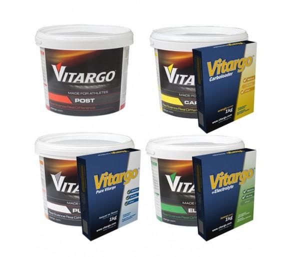 Vitargo 1kg y 2kg Puro / Carboloader / Electrolyte